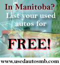 selling a used vehicle in Manitoba?